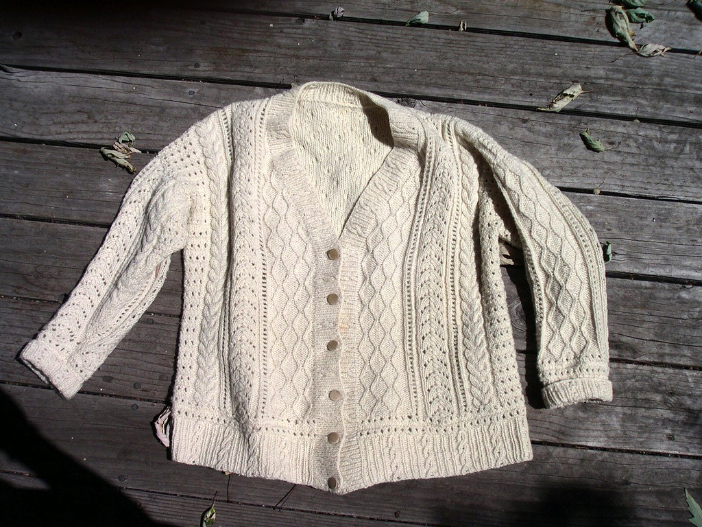 Aran Jumper Knitting Patterns Aran Knitting Patterns And More