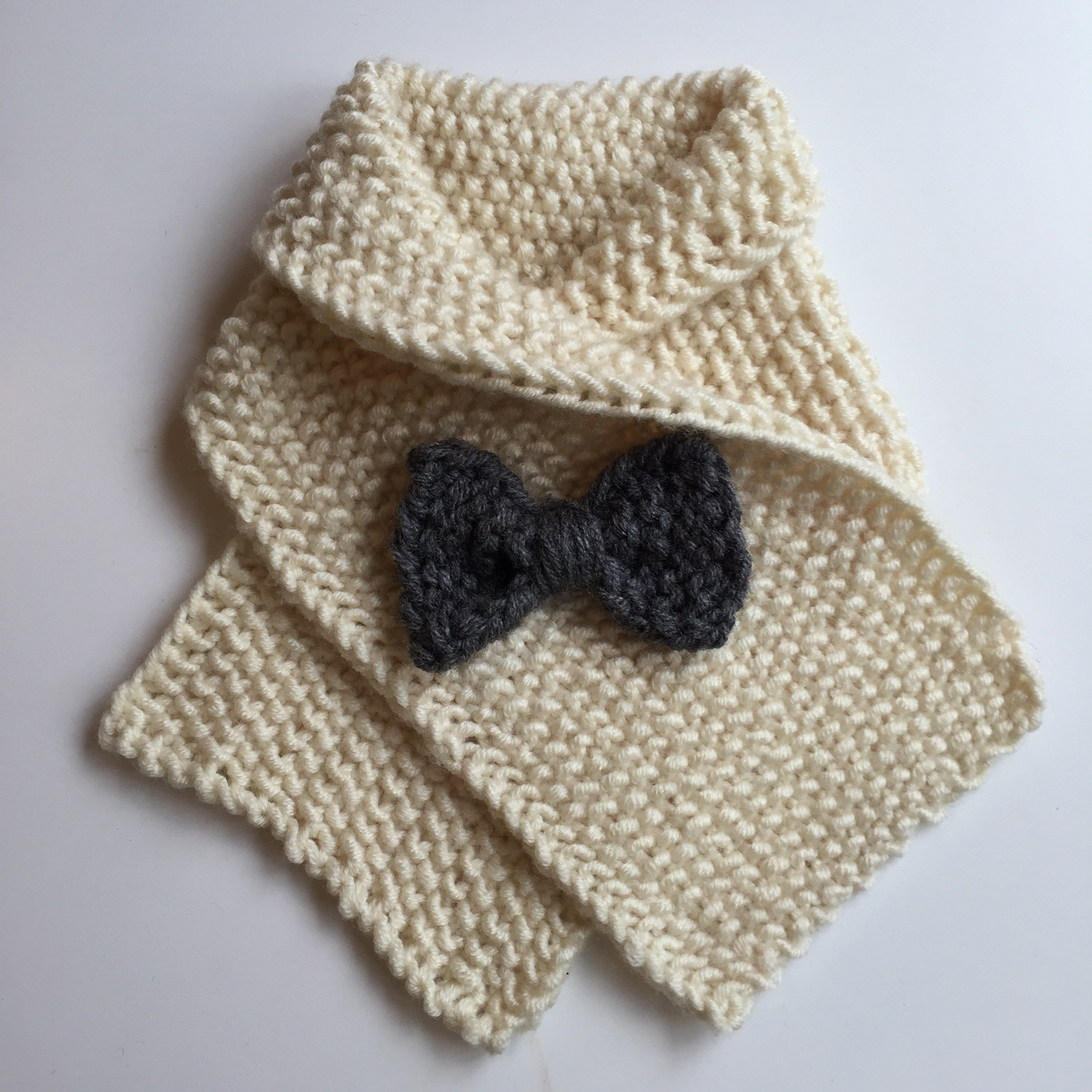 Ascot Scarf Knitting Pattern Little Lady Scarf A Free Knitting Pattern Alaska Knit Nat