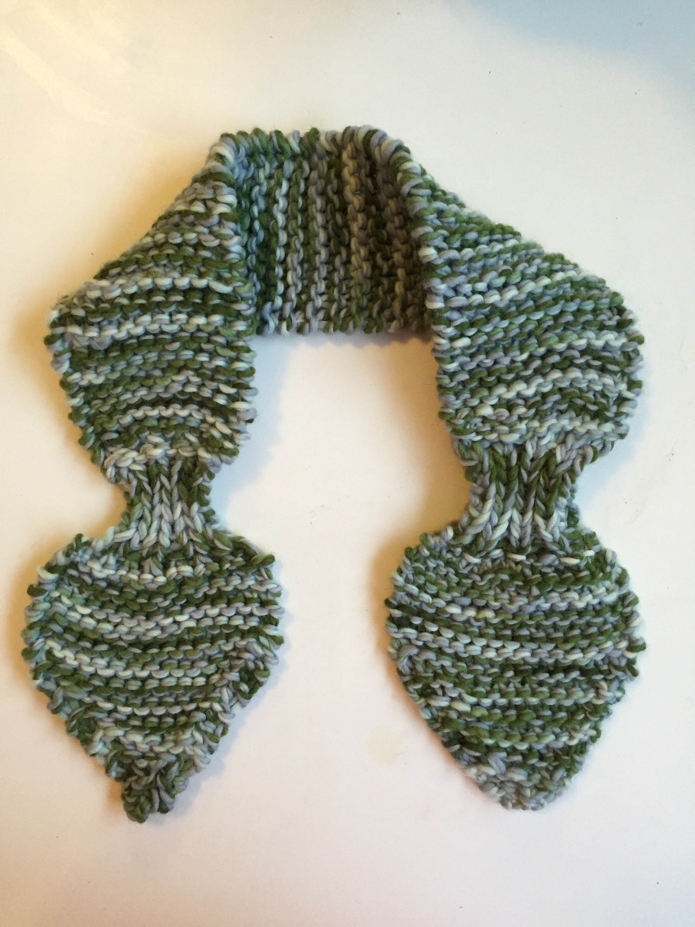 Ascot Scarf Knitting Pattern The Aspen Ascot A Free Knitting Pattern Alaska Knit Nat