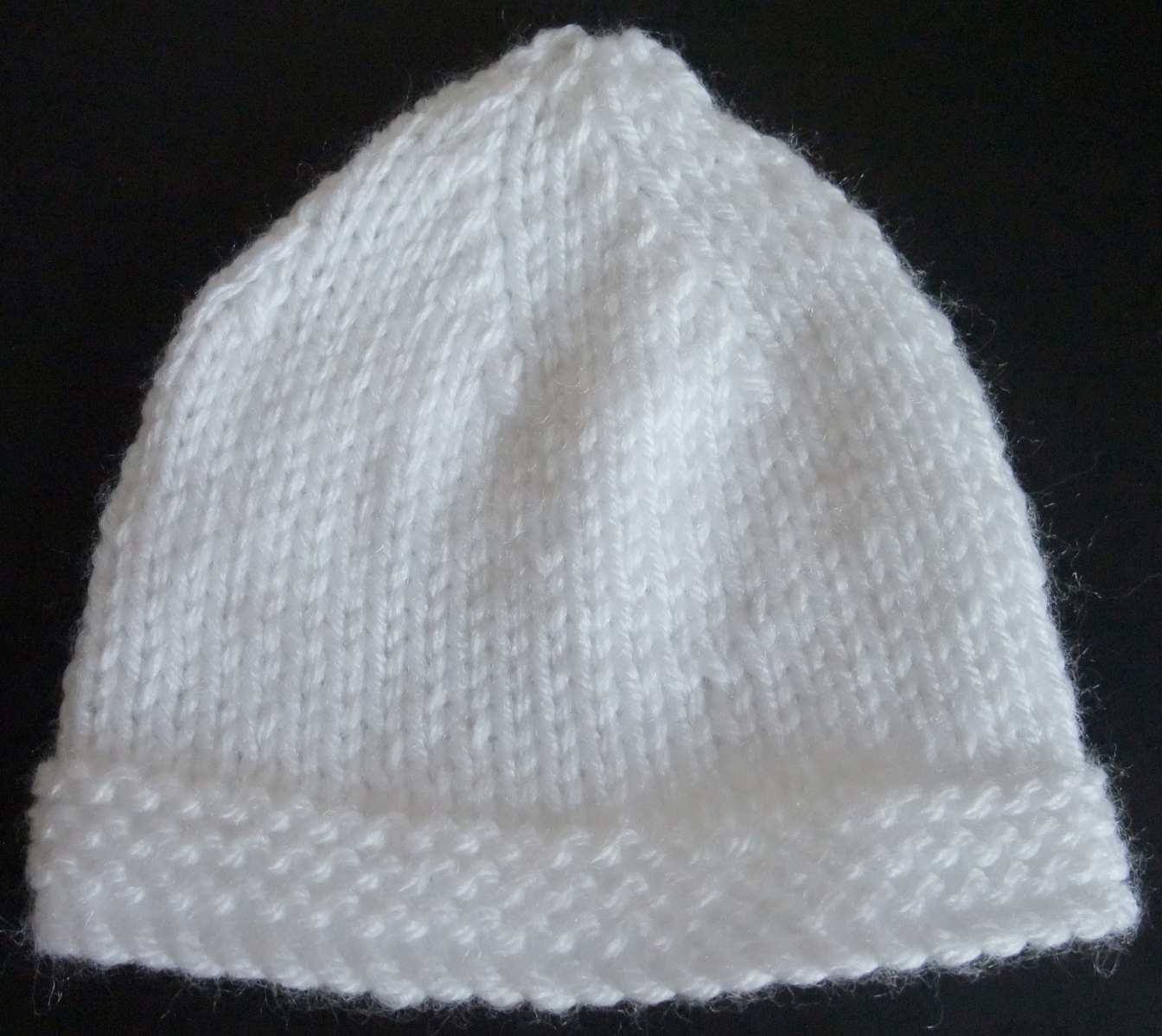 Baby Beanie Hat Knitting Pattern Premature Ba Hats Project Linus Uk