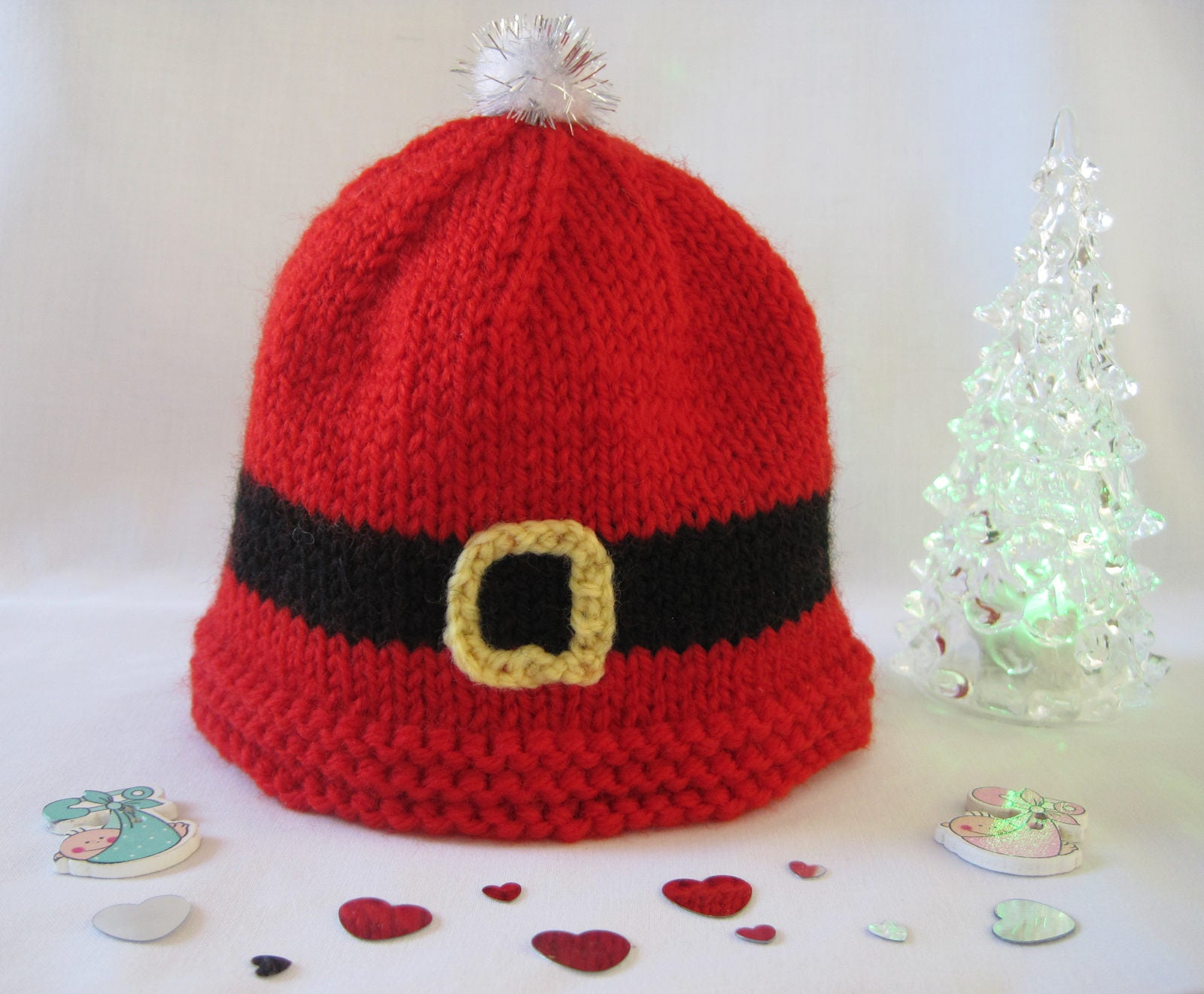 Baby Beanie Hat Knitting Pattern Xmas Ba Beanie Hat Knitting Pattern New Born Xmas Beanie Pattern Instant Download Ba Beanie Pattern Easy To Knit Ba Beanie Pattern