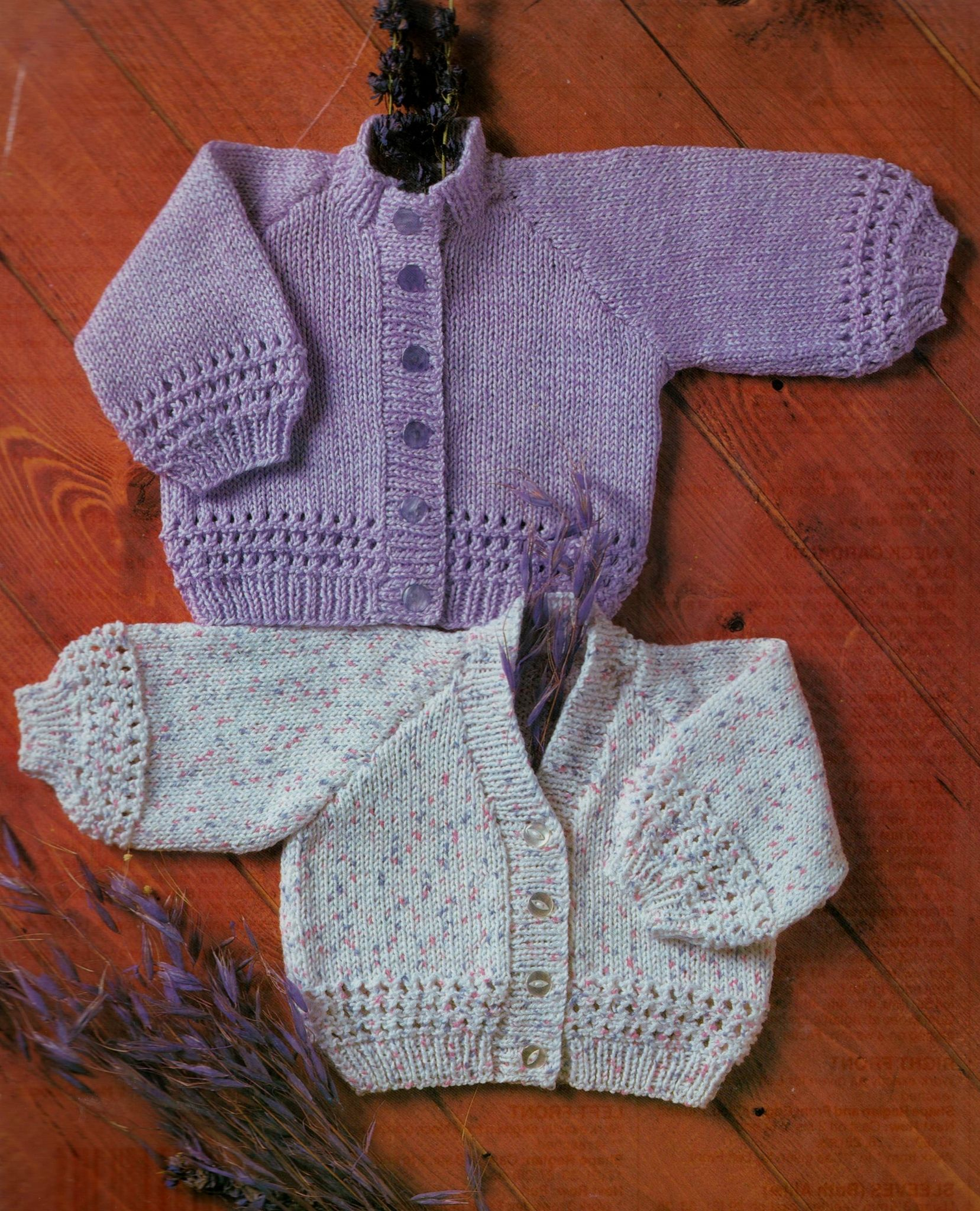 Baby Coat Knitting Pattern Pdf Digital Download Ba Knitting Pattern Ba Cardigan With 2 Necklines In Double Knitting Chest 14 To 22
