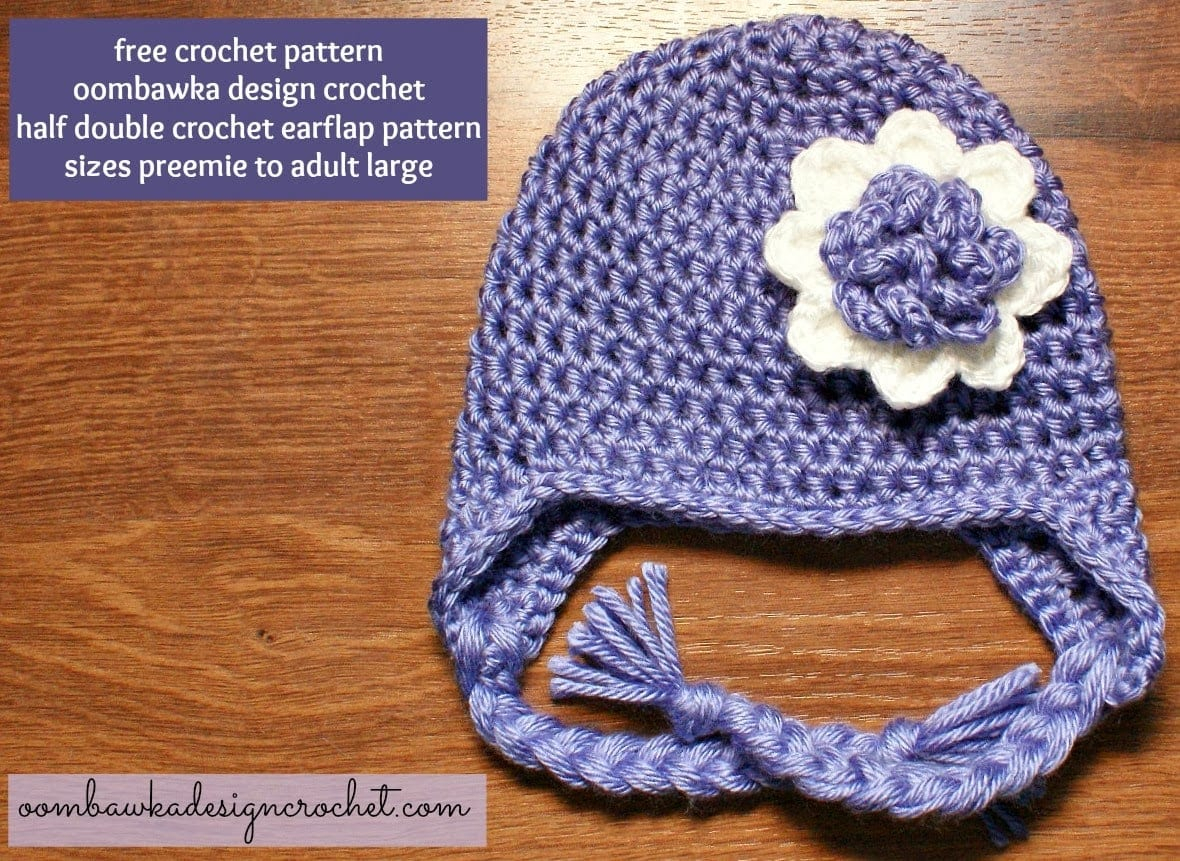 Baby Earflap Hat Knitting Pattern Keep Your Ears Covered This Winter With This Simple Earflap Hat