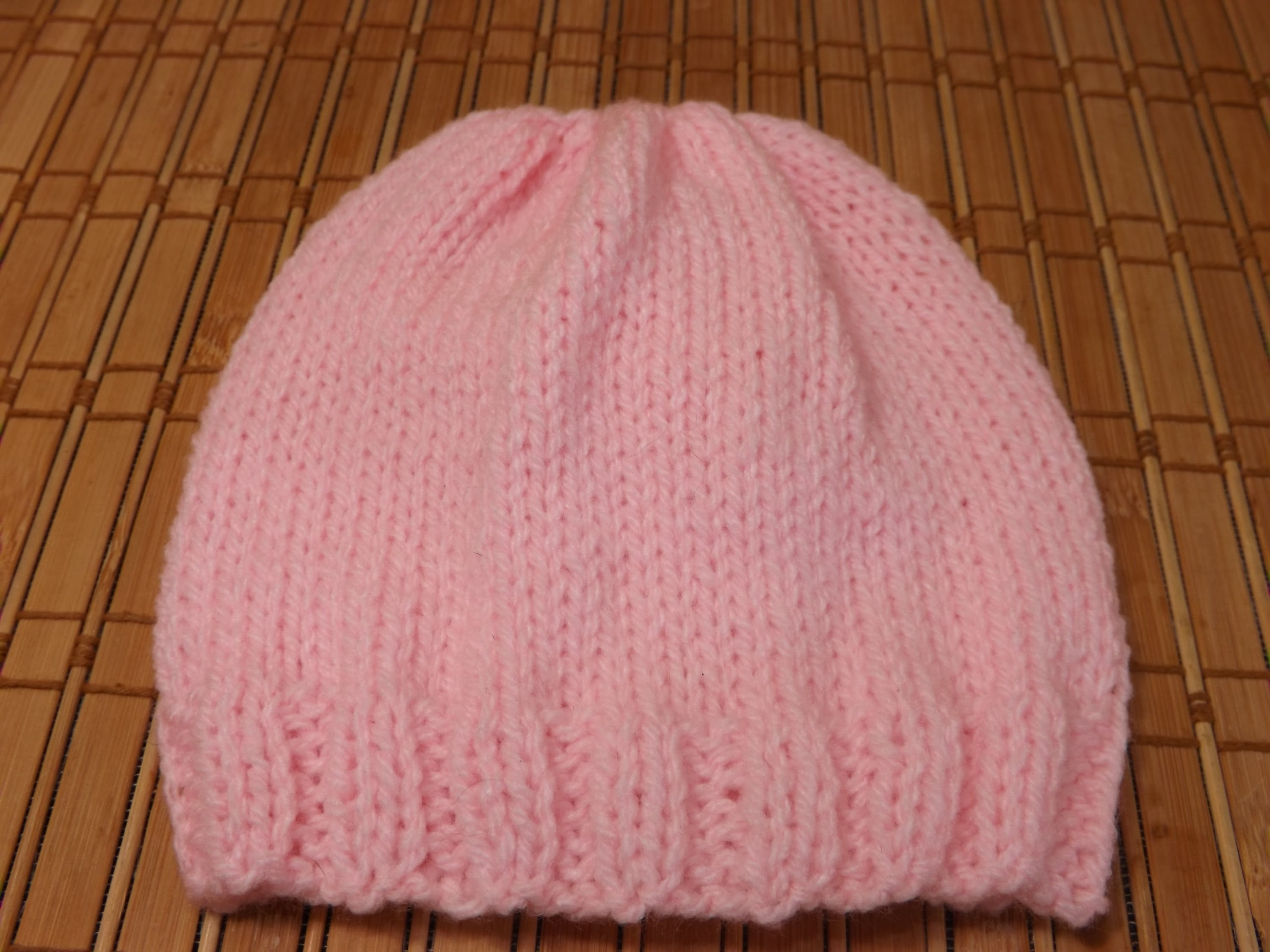 Baby Hat Patterns To Knit Different Ba Hat Knitting Patterns Crochet And Knitting Patterns