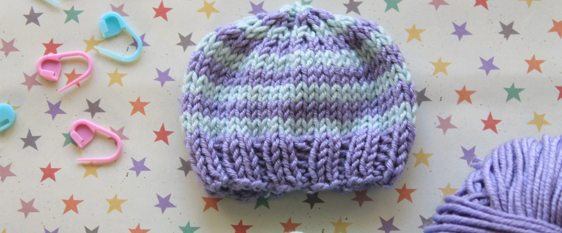 Baby Hat Patterns To Knit Knit Bit The Perfect Preemie Ba Hat Lovecrafts