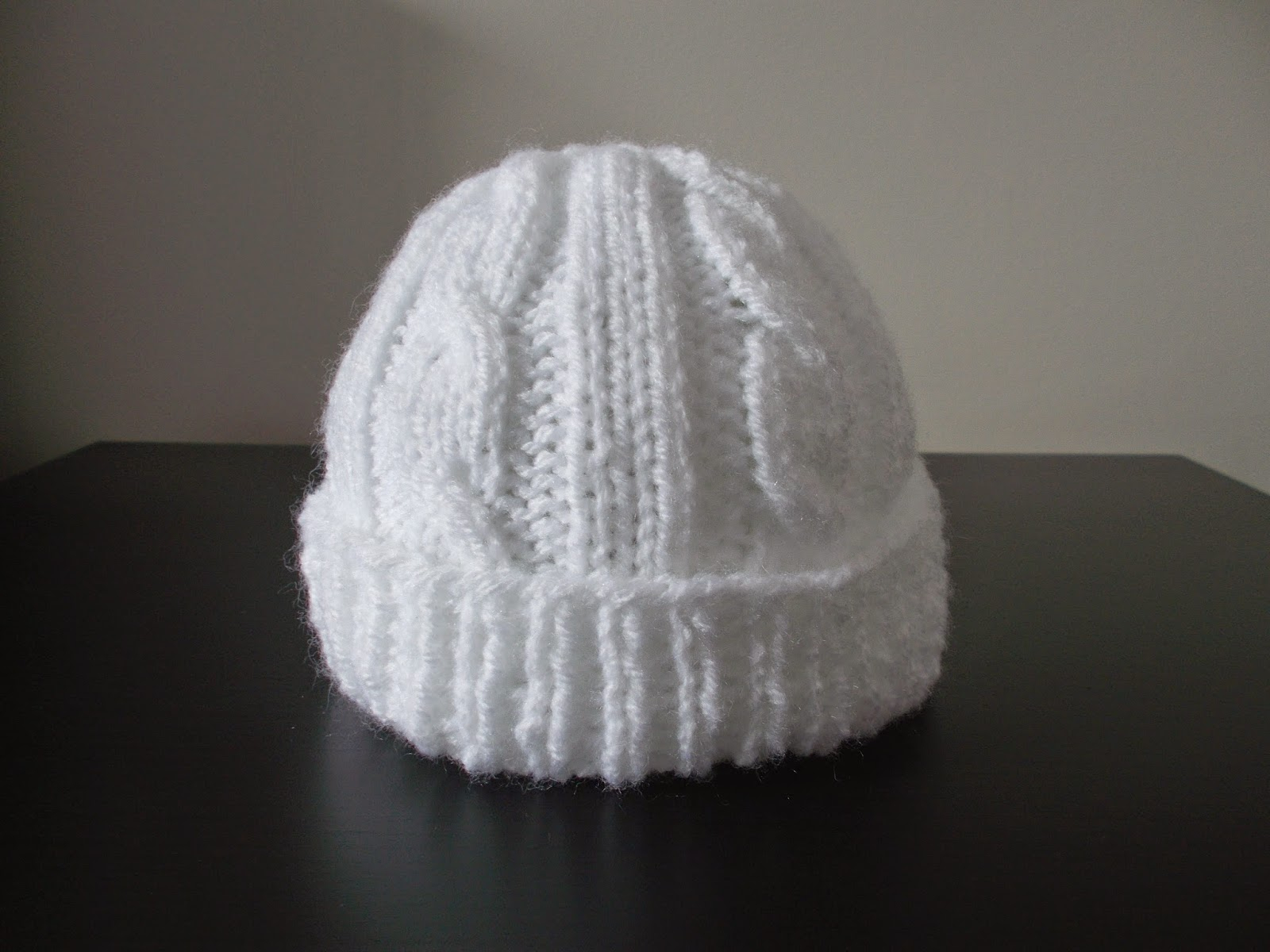 Baby Hat Patterns To Knit Mariannas Lazy Daisy Days Cabled Ba Toddler Hats