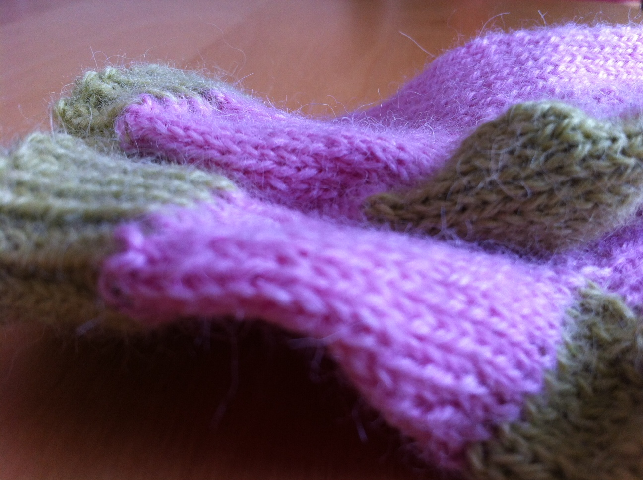 Baby Socks Knitting Patterns Two Tone Toe Up Ba Socks Knit For Victory