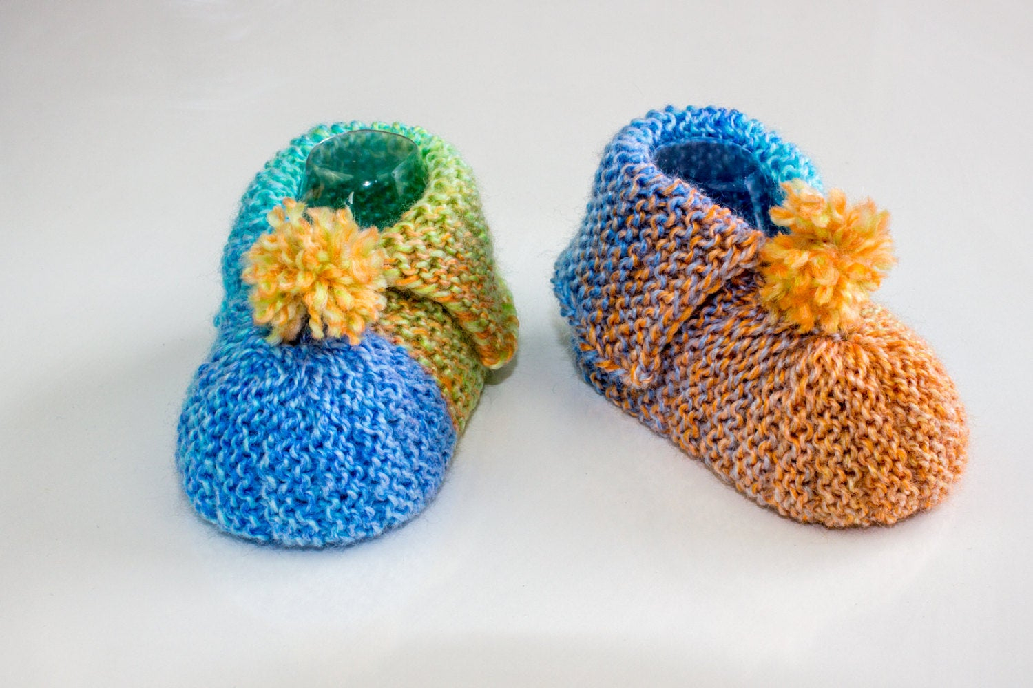 Basic Baby Booties Knitting Pattern Knitting Pattern Pdf Super Easy Ba Booties Garter Stitch Booties Knitting Pattern Beginners Pattern Easy Booties Pattern
