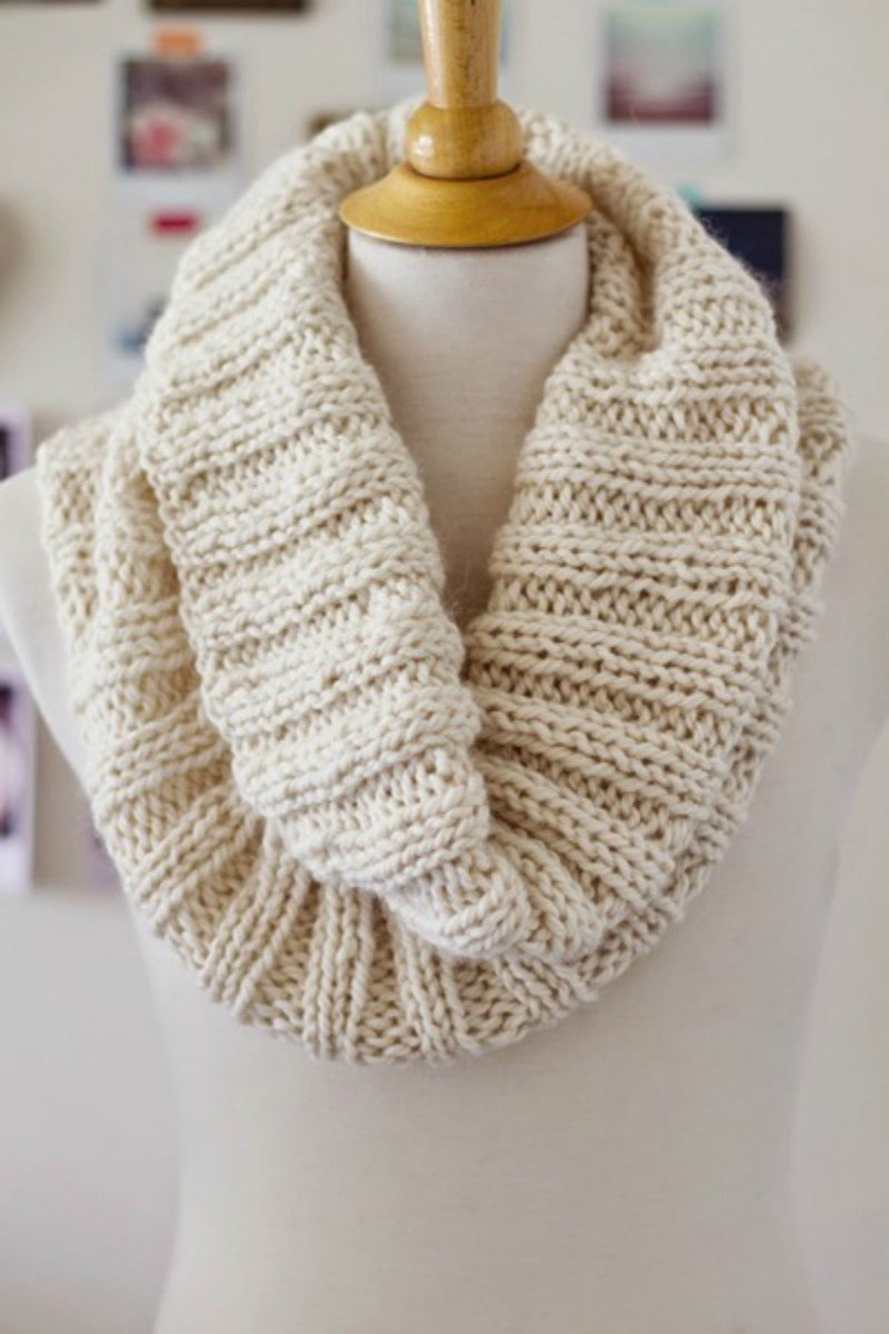 Basic Knitting Scarf Patterns 22 Easy Knitting Patterns For Beginners Favecrafts