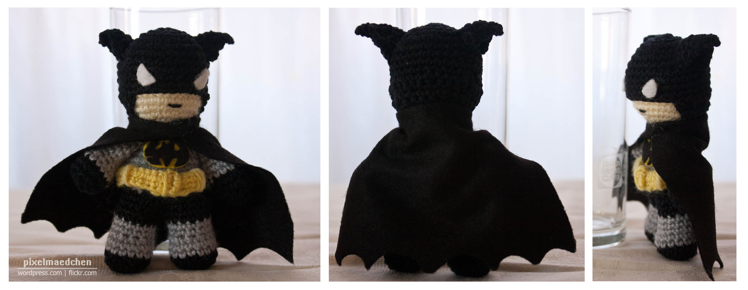 Batman Doll Knitting Pattern Project 52 Becomes Project 12 March 2014 Letters From Mars