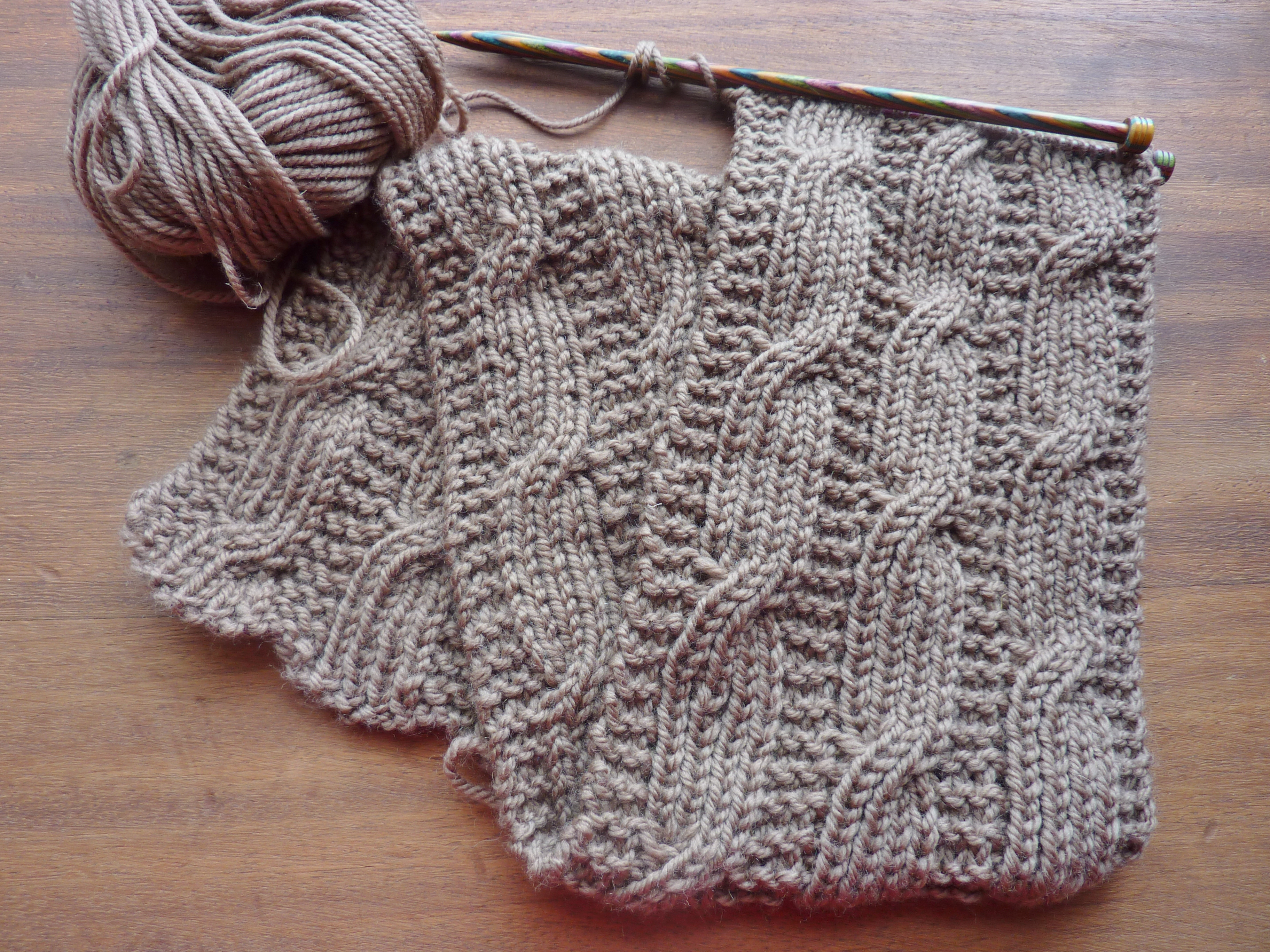 Cable Knitted Scarf Pattern Knitting Libran Part 2 Confessions Of A Fibre Strumpet