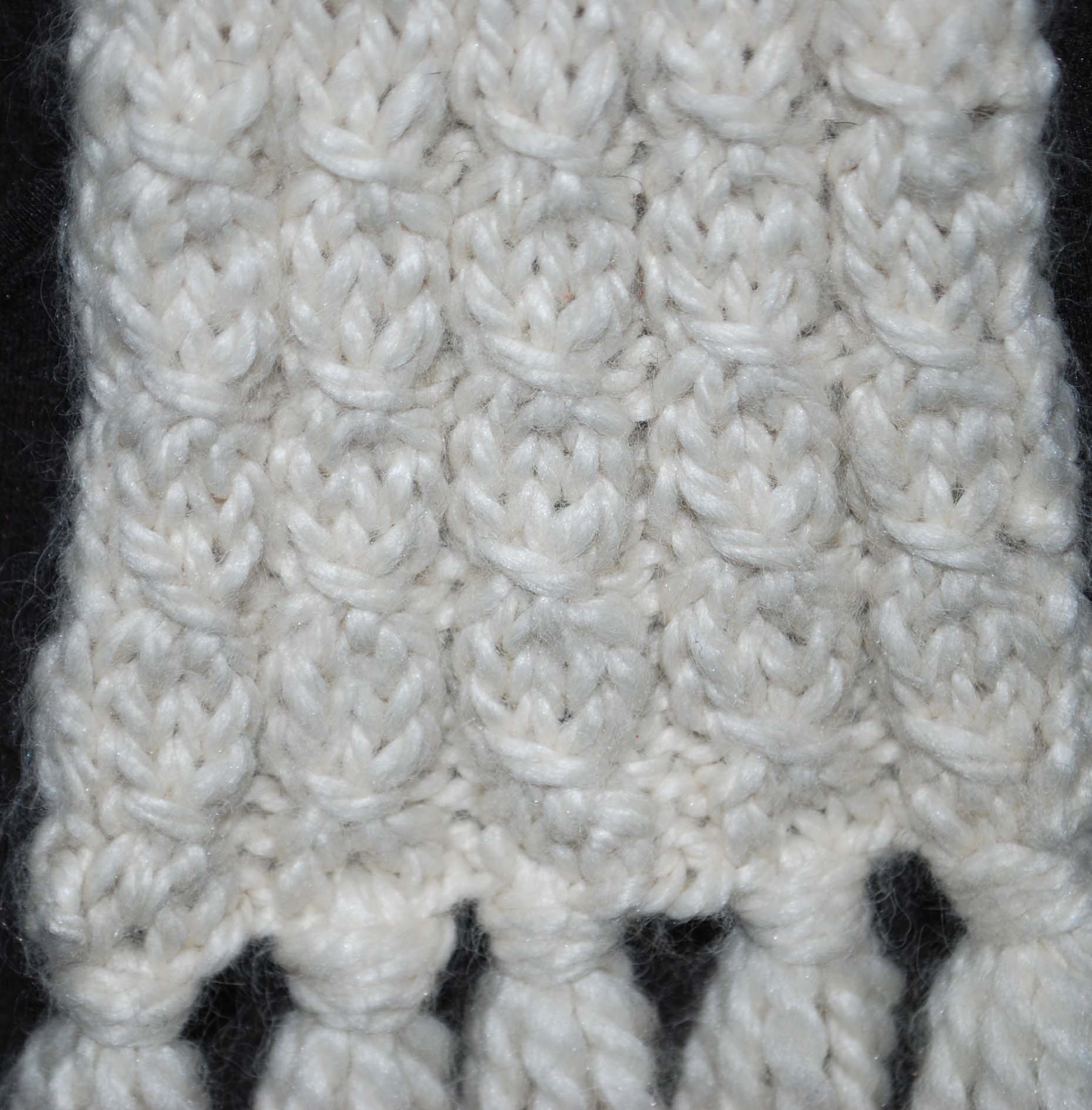 Cable Knitted Scarf Pattern Mock Cable Scarf The Pipers Girls