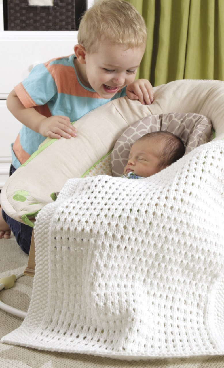 Car Seat Knitted Blanket Pattern Car Seat Blankets Knit