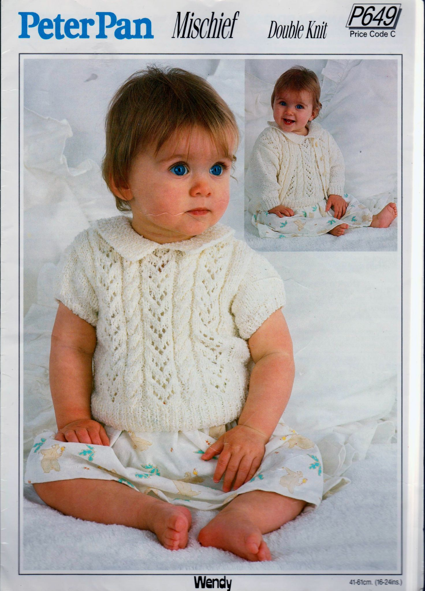 Cardigan Sweater Knitting Pattern Original Knitting Pattern Ba Toddler Short Sleeve Sweater Jumper Collar Cardigan Jacket 16 24
