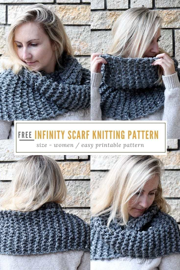 Cowl Knit Patterns Outlander Scarf Brianna Cowl Pattern Free Knitting Patterns
