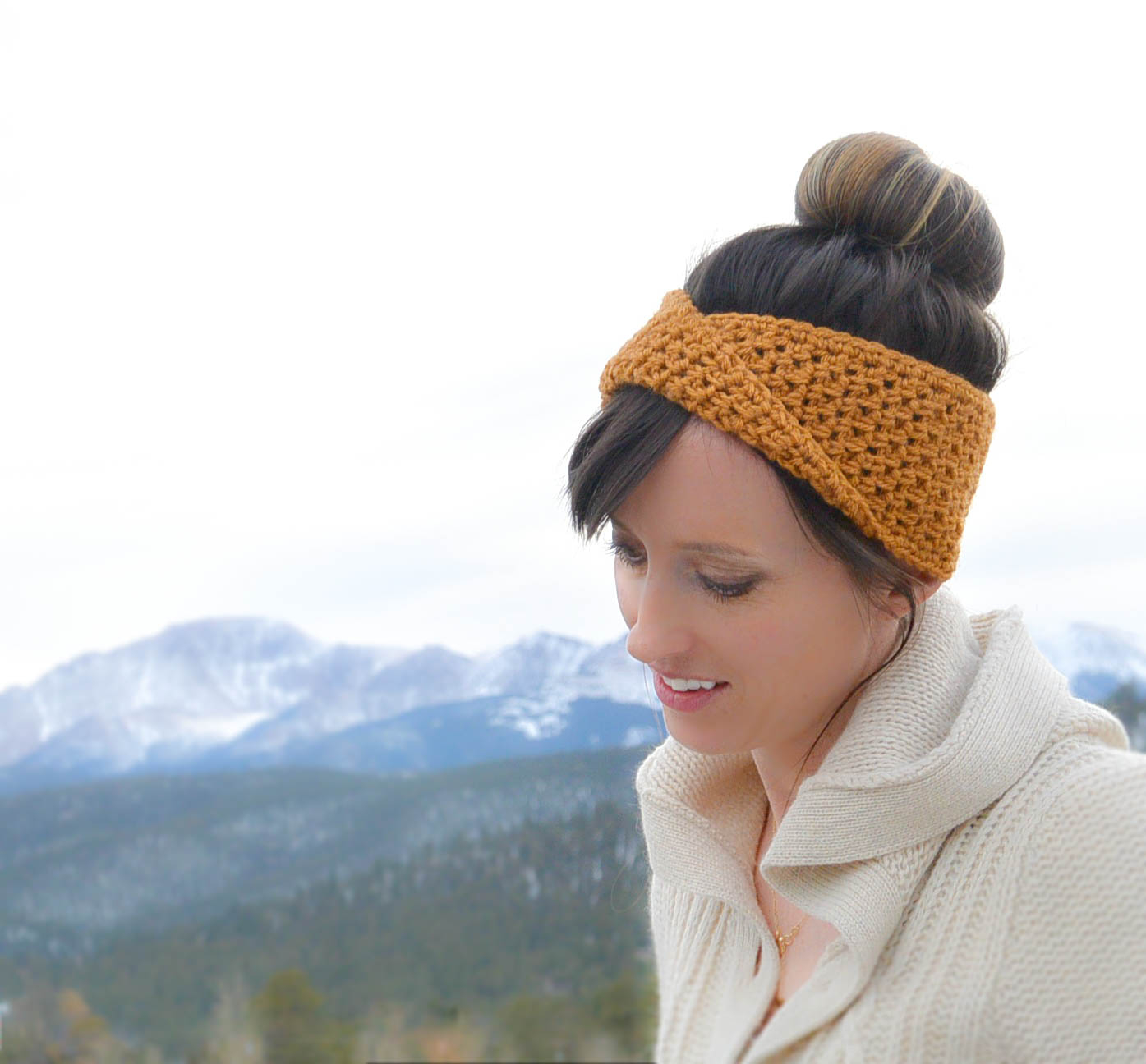 Easy Cable Knit Headband Pattern Vintage Knit Tie Headband Pattern Mama In A Stitch