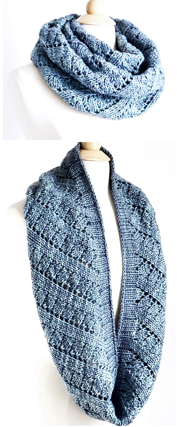 Easy Cowl Knitting Patterns Easy Cowl Knitting Patterns In The Loop Knitting