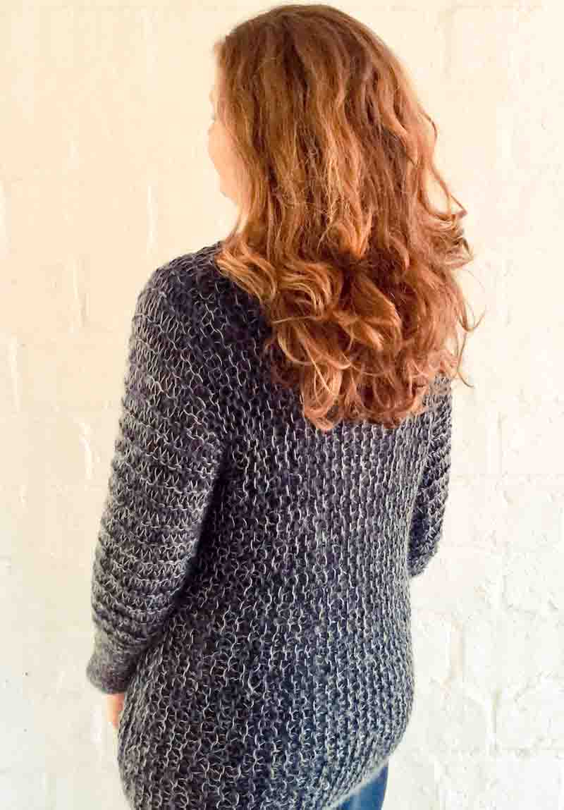 Easy Jumper Knitting Pattern Easy Peasy Pullover Knitting Pattern Cowgirlblues