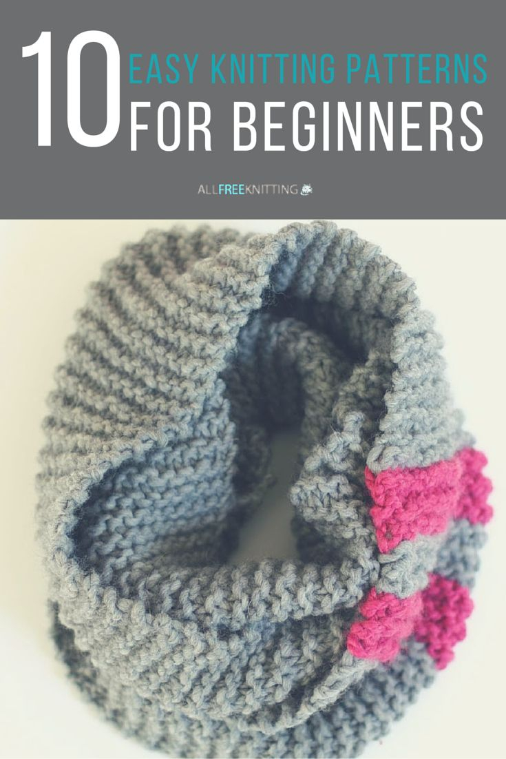 Easy Knit Hat Pattern For Beginners Easy Crochet Knitting Patterns For Beginners Crochet And Knitting