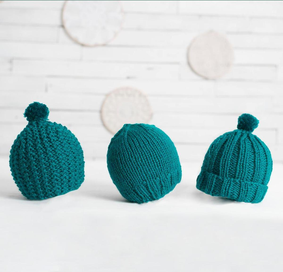 Easy Knit Hat Pattern For Beginners Easy Knitted Hat Patterns To Add To Your Pattern Library