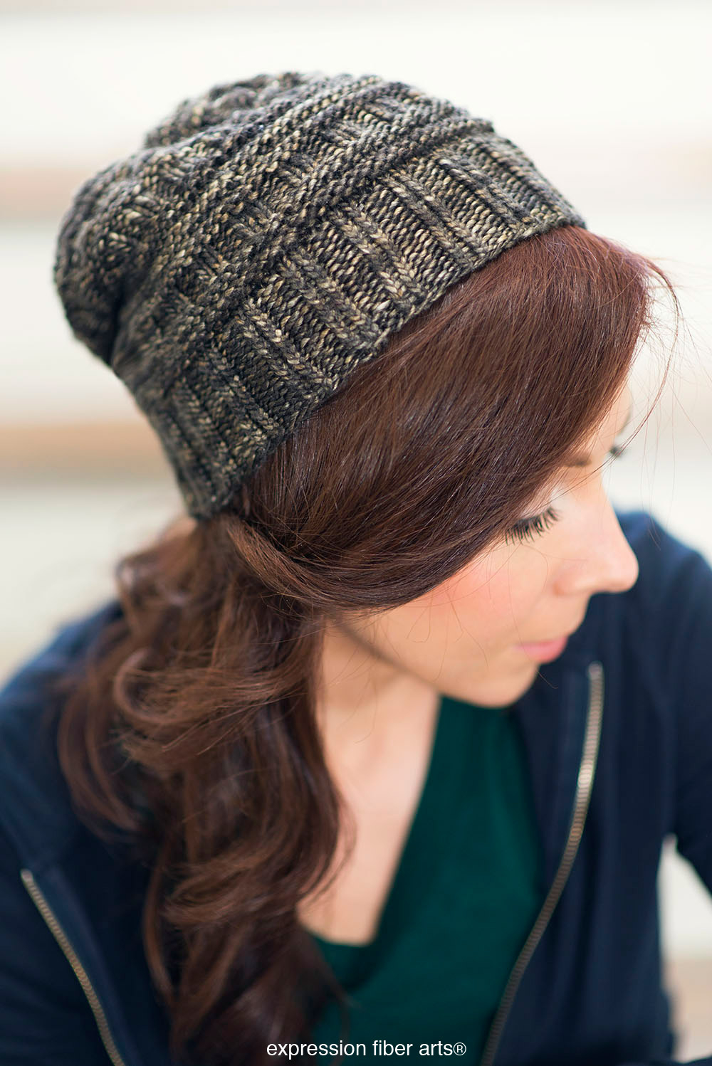 Easy Knit Hat Pattern For Beginners How To Knit A Hat For Guys Or Gals Bronze Age Hat Pattern