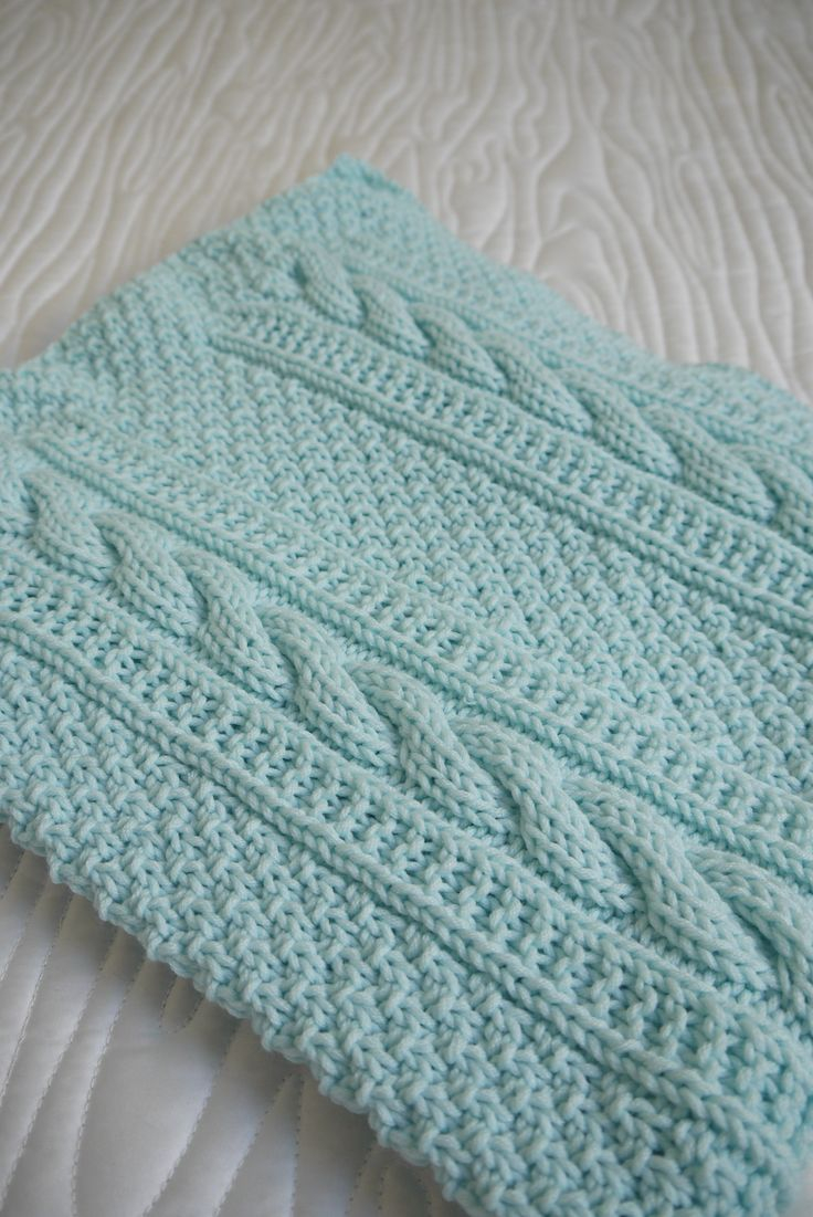 Easy Knitting Pattern For Baby Blanket Keep Your Ba Cozy With Knitted Ba Blankets Crochet And