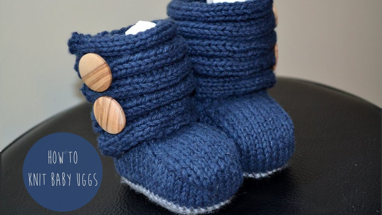 Free Baby Knitting Patterns Double Knit Ba Bootie Knit Patterns Quick Cute Great New Mom Gift Ideas
