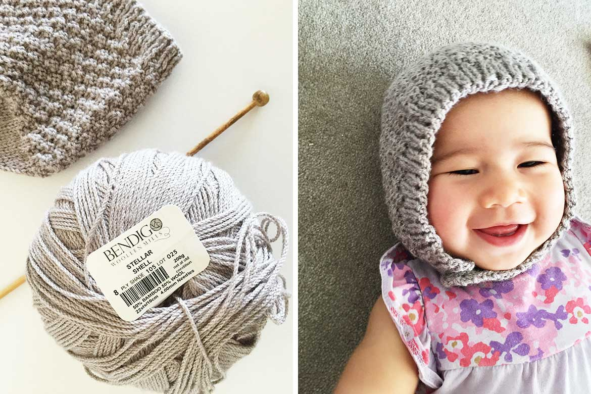 Free Baby Knitting Patterns Pinterest Free Ba Bonnet Hat Pattern Easy Knitting For Beginners Sew In Love