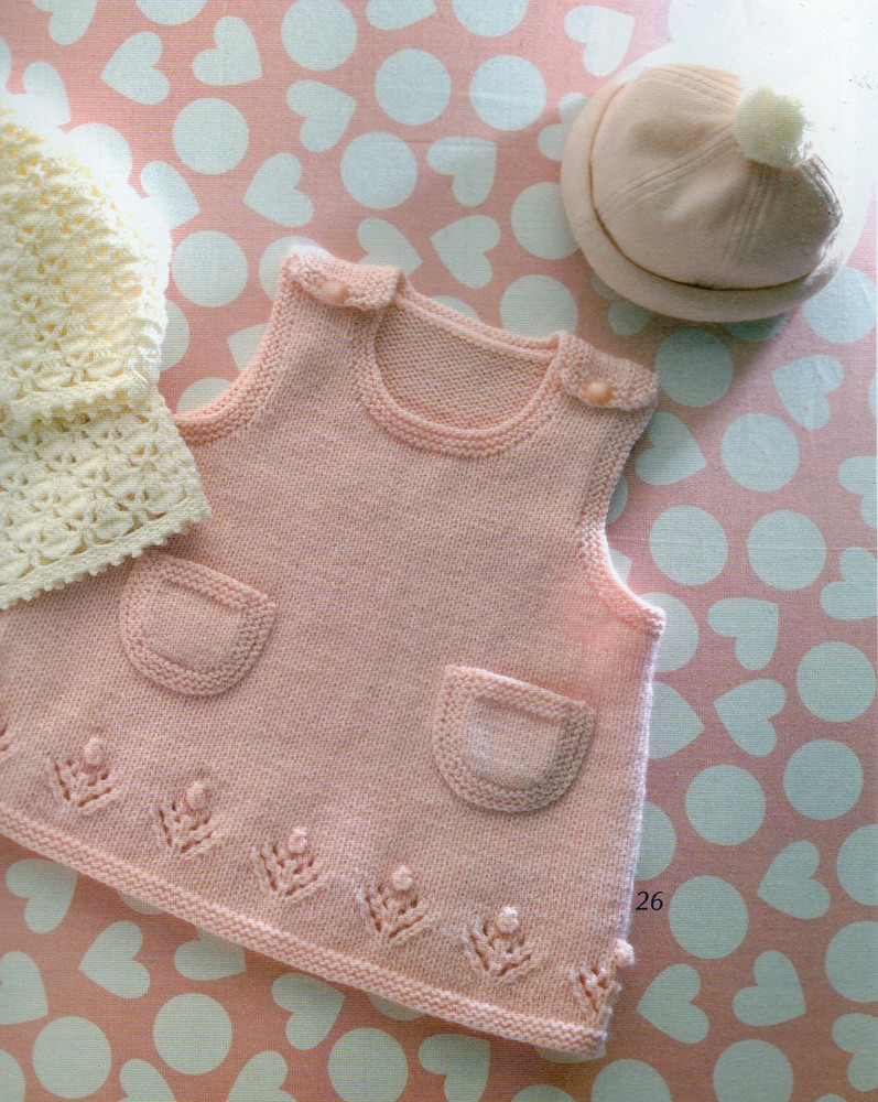 Free Baby Knitting Patterns Pinterest Knitted Dress Patterns Free Saddha
