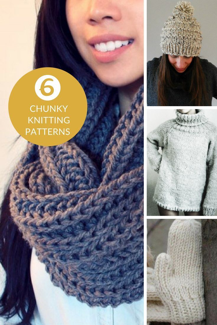 Free Bulky Knitting Patterns Stay Warm And Cozy With These Free Chunky Knitting Patterns Free