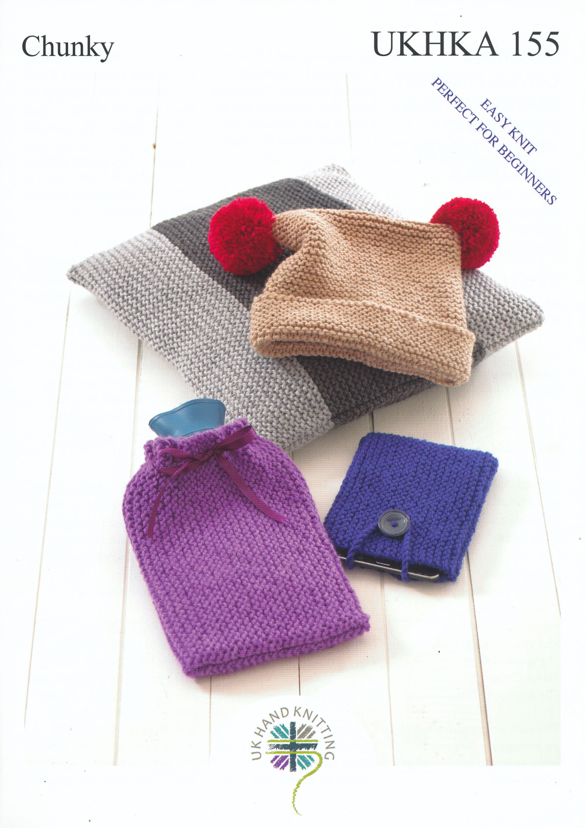 Free Cushion Cover Knitting Pattern Details About Chunky Knitting Pattern Hat Cushion Hot Water Bottle Tablet Covers Ukhka 155