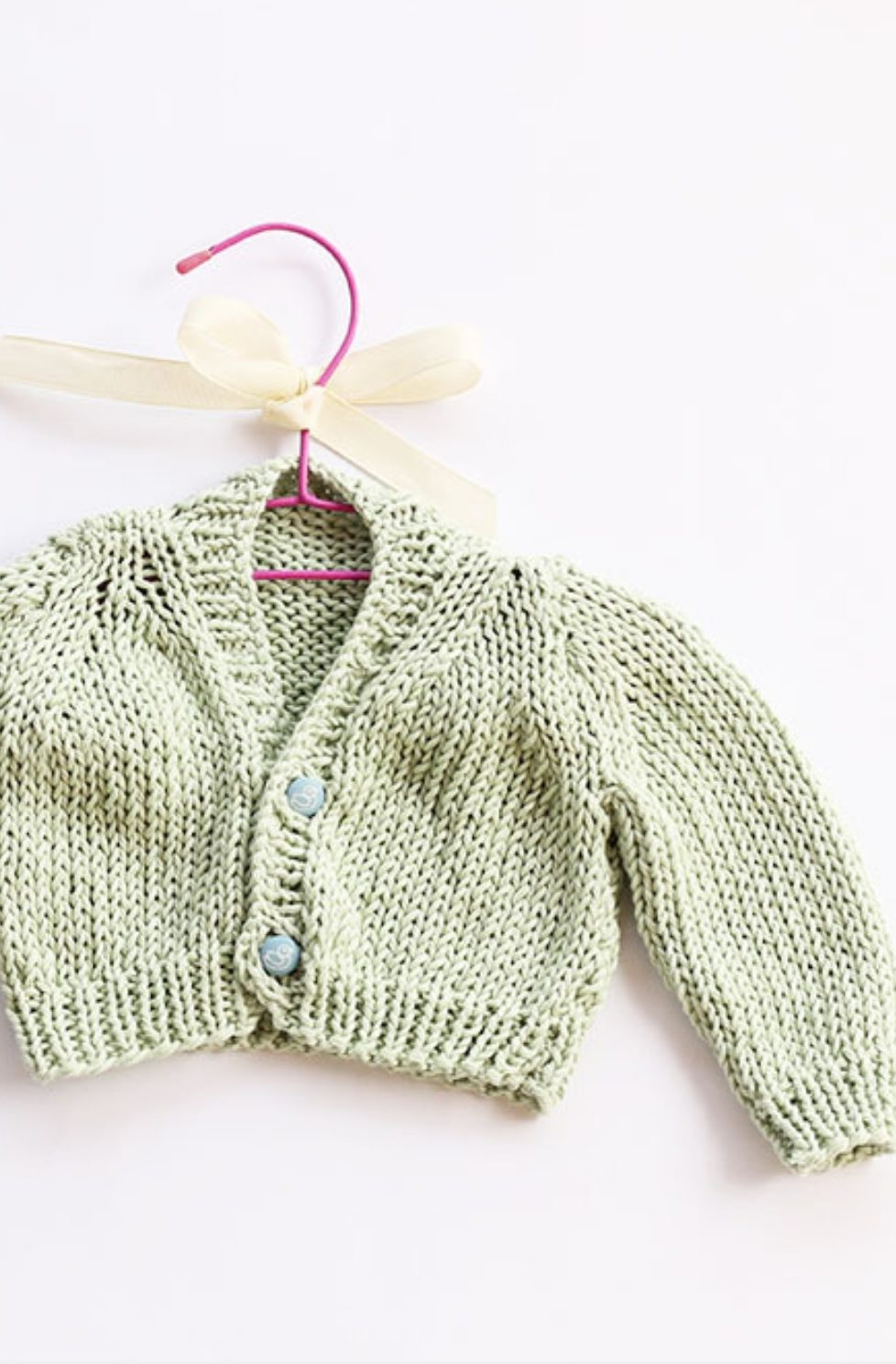 Free Double Knit Baby Cardigan Patterns Ba Cardigan Pattern Free Knitting Patterns Handy Little Me