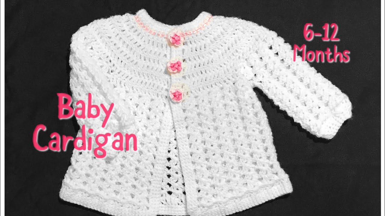 Free Double Knit Baby Cardigan Patterns Crochet Ba Cardigan Matinee Coat Or Jacket 6 12 Months Fast And Easy 103