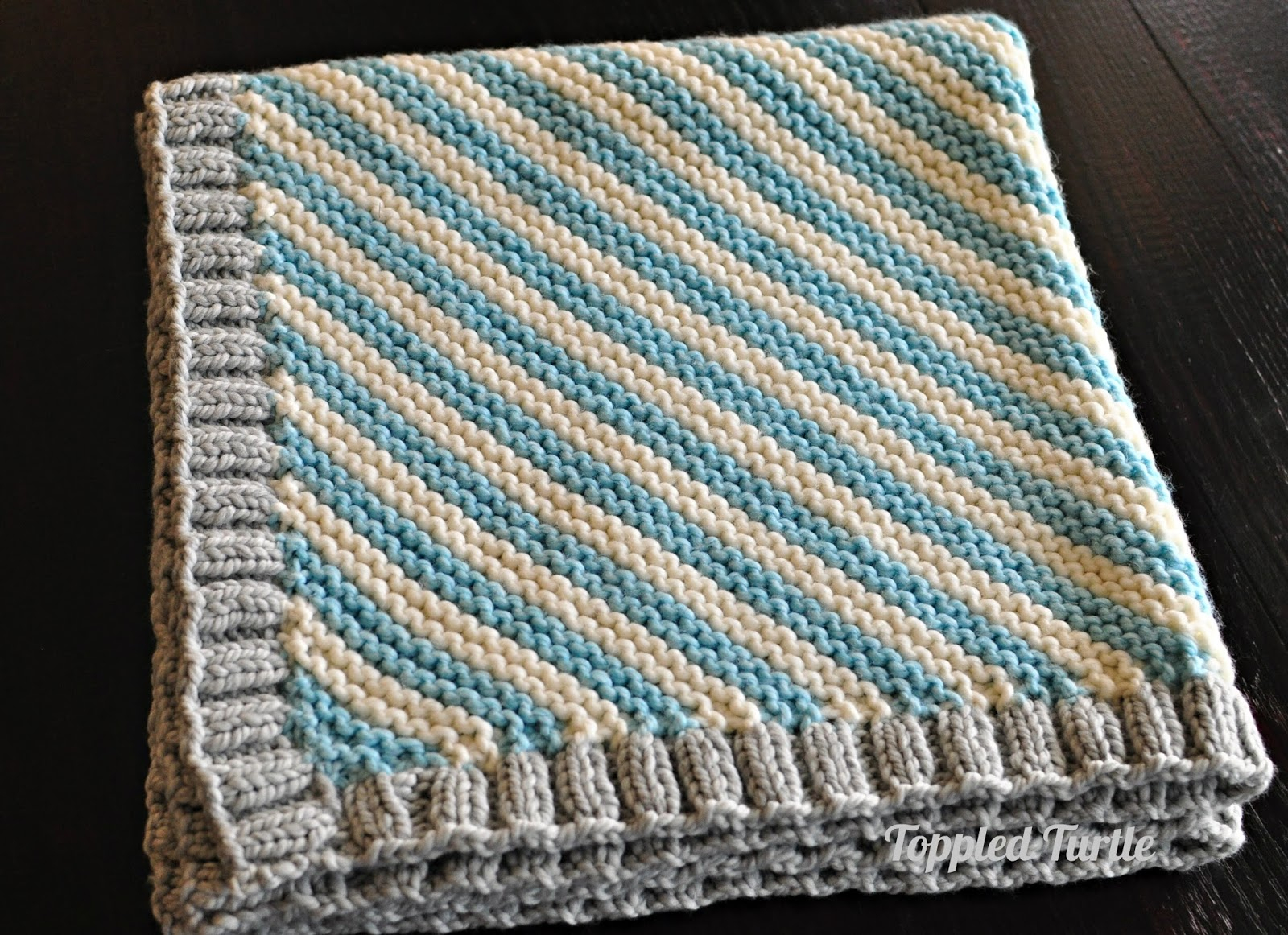Free Easy Knitting Patterns For Baby Blankets Ba Blankets Knitting Free Patterns