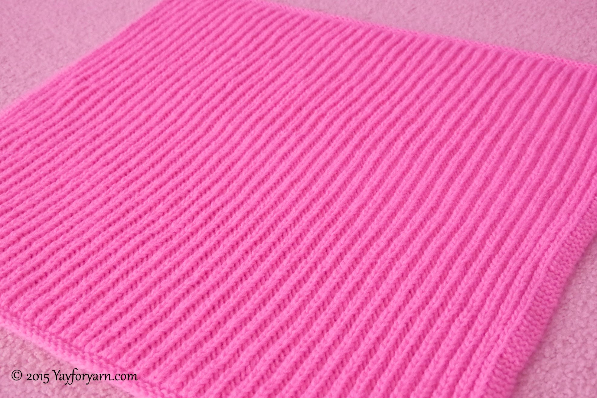 Free Easy Knitting Patterns For Baby Blankets Easy Brioche Ba Blanket Free Knitting Pattern Yayforyarn