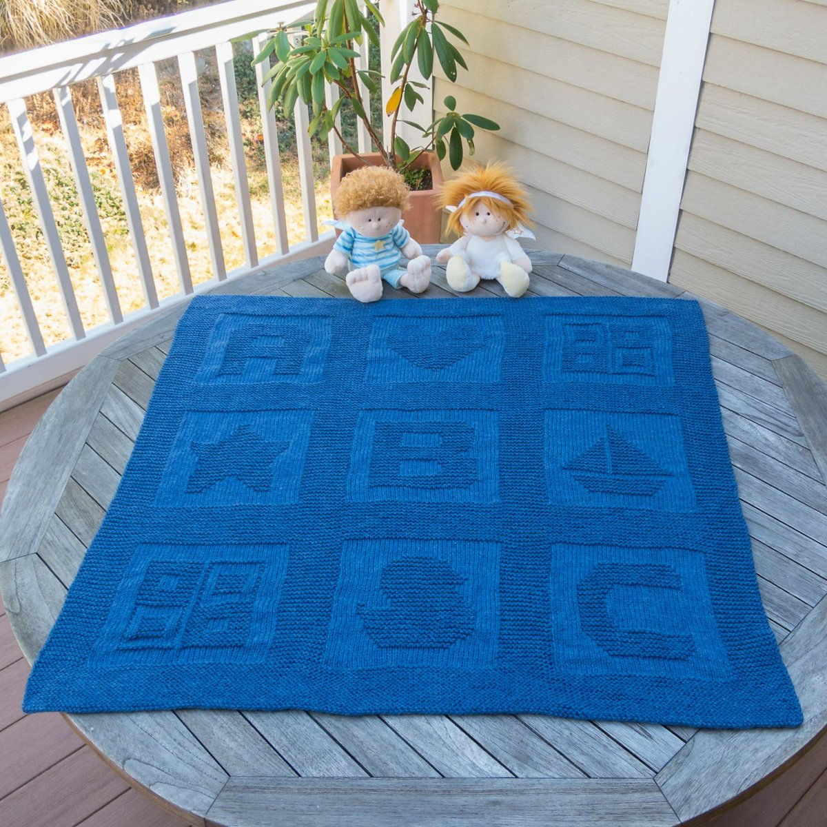 Free Easy Knitting Patterns For Baby Blankets Terry Matz On Twitter Free Knitting Pattern For Easy As Abc Ba