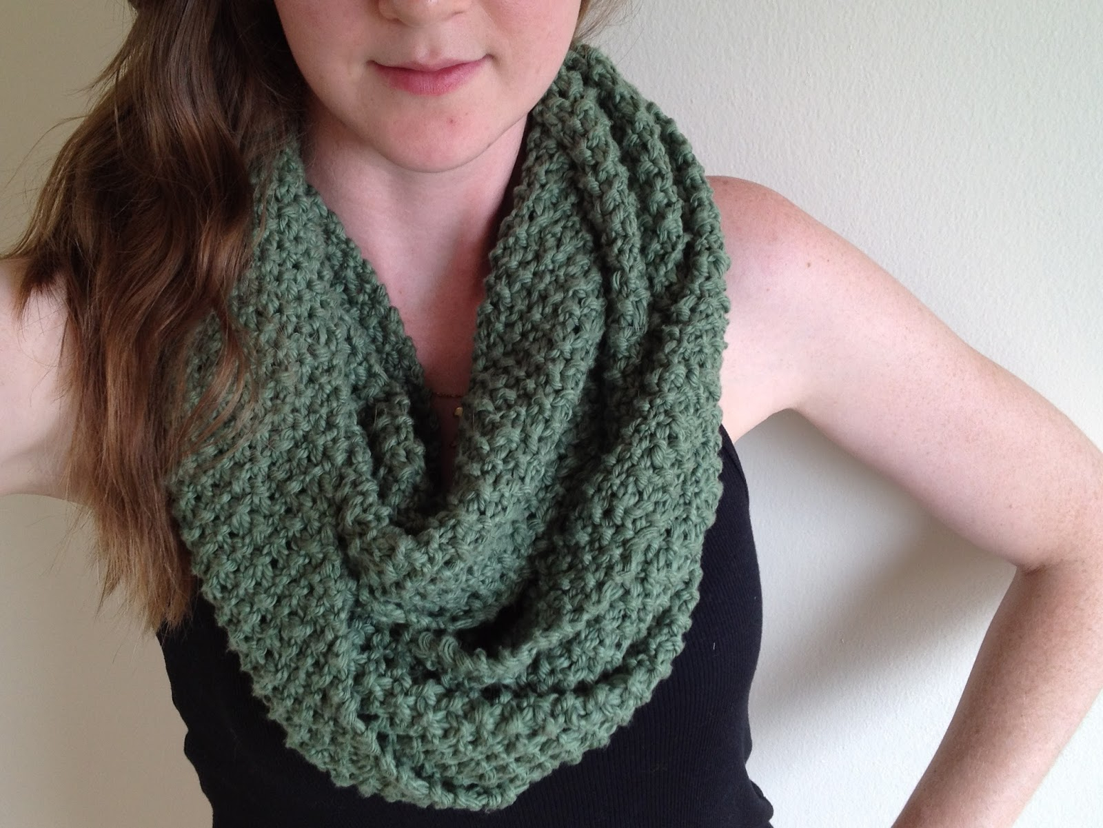 Free Easy Knitting Scarf Patterns For Beginners Crochet Womens Craft Blog Crochet Patterns