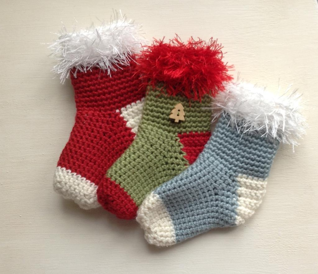 Free Knit Christmas Stocking Pattern Different Christmas Crochet Patterns Crochet And Knitting Patterns