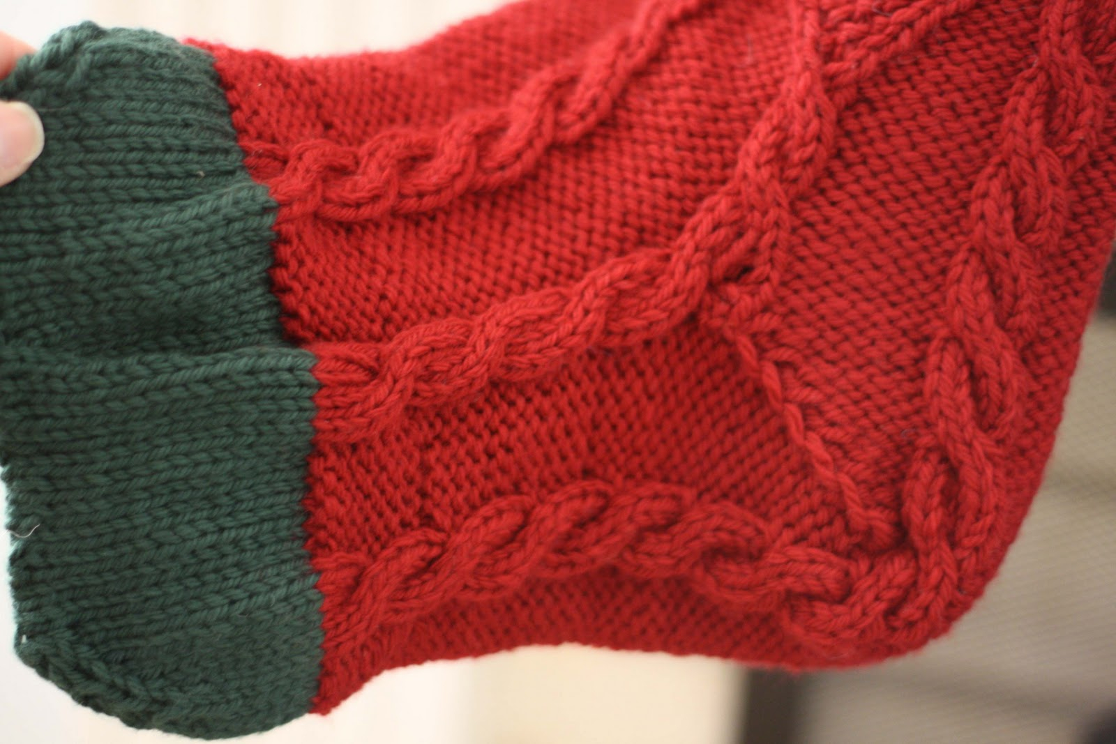 Free Knit Christmas Stocking Pattern Knitted Christmas Stockings Melly Sews