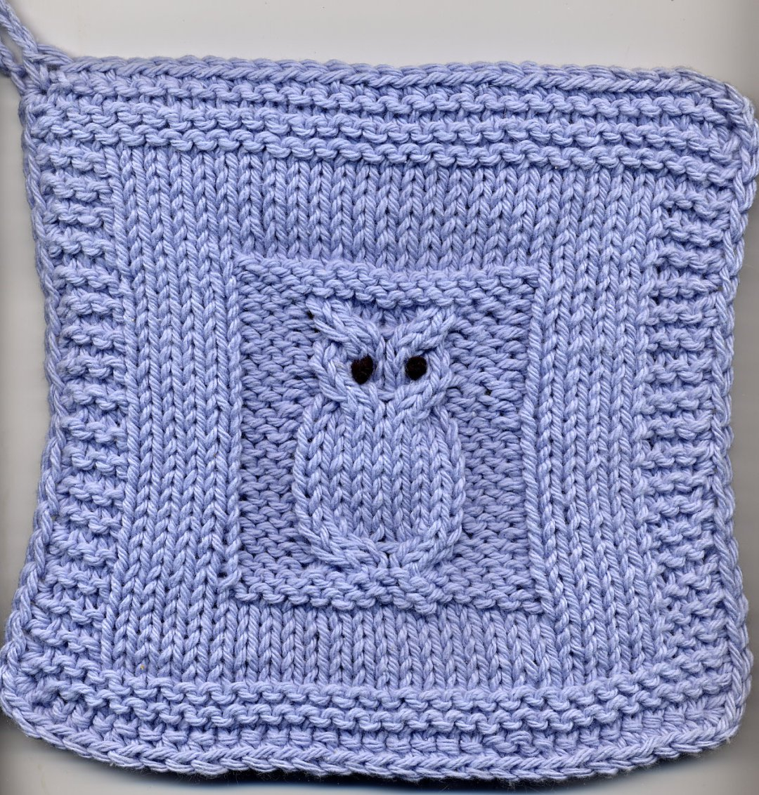 Free Knitted Cotton Dishcloth Patterns Dishcloth And Washcloth Knitting Patterns In The Loop Knitting