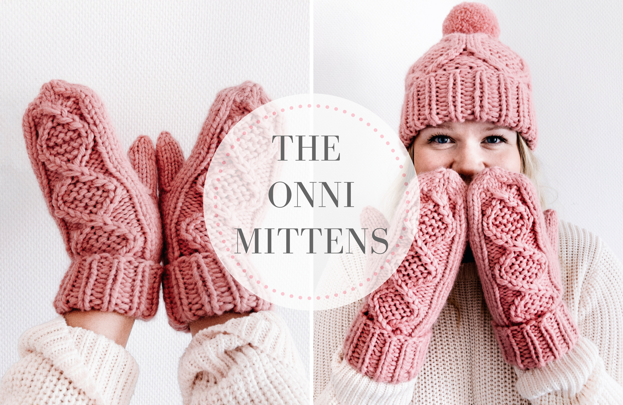 Free Knitted Glove Patterns Free Knitting Pattern The Onni Mittens Katimaaria