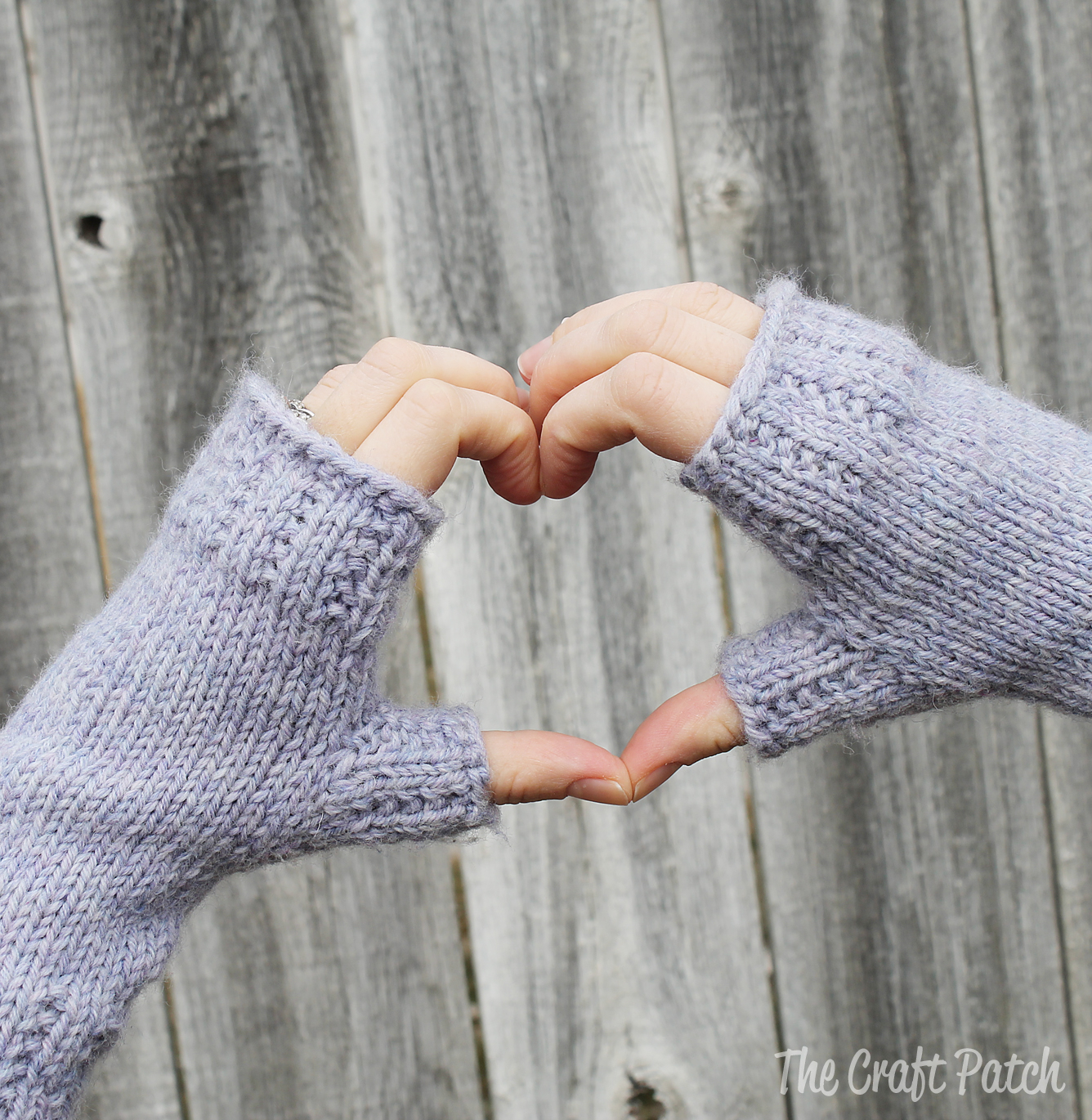 Free Knitted Glove Patterns Learn To Knit Happy Hands Fingerless Mitts Free Pattern