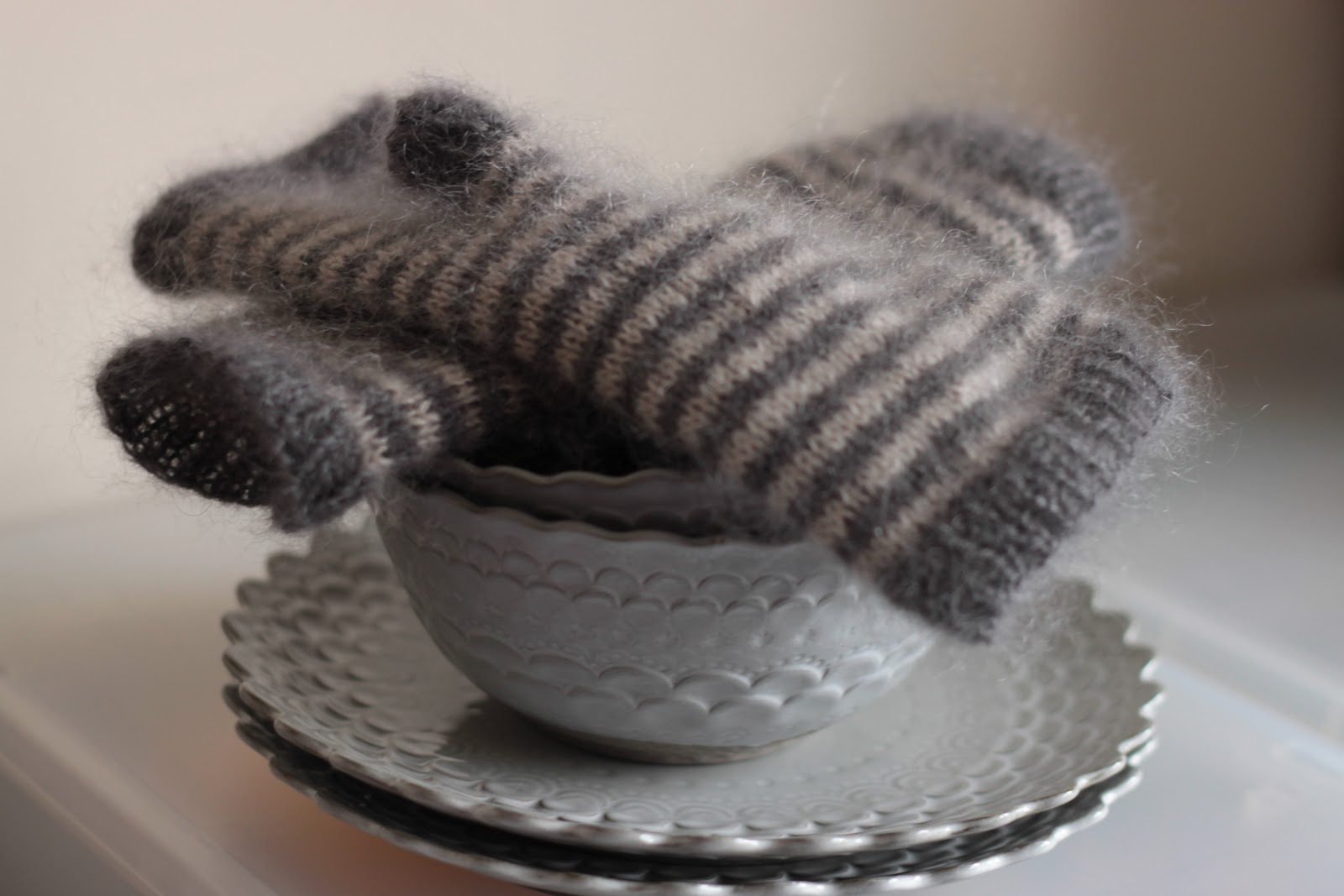 Free Knitted Glove Patterns One Needle Knitting Fingerless Mitts Patterns