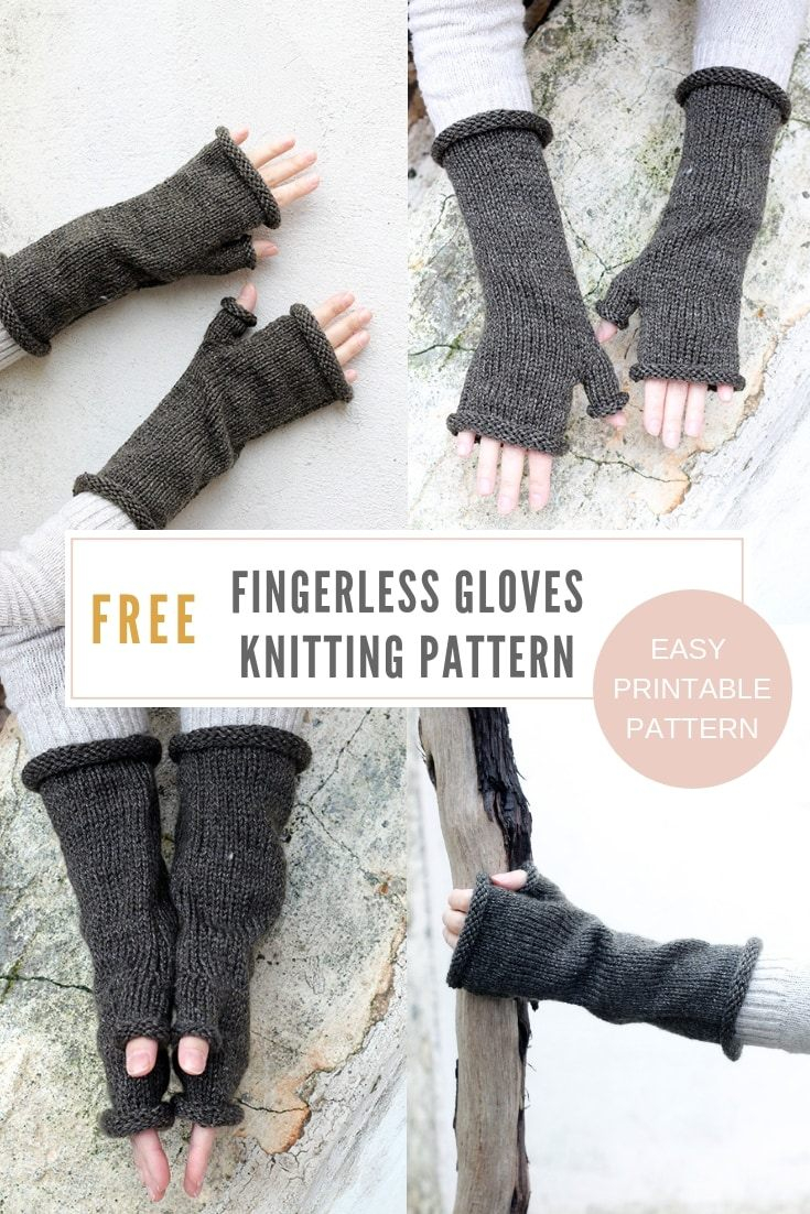 Free Knitted Glove Patterns Outlander Fingerless Gloves Pattern Free Knitting Patterns Handy