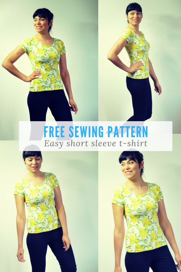 Free Knitted Top Patterns Free Knit Top Pattern On The Cutting Floor Printable Pdf Sewing