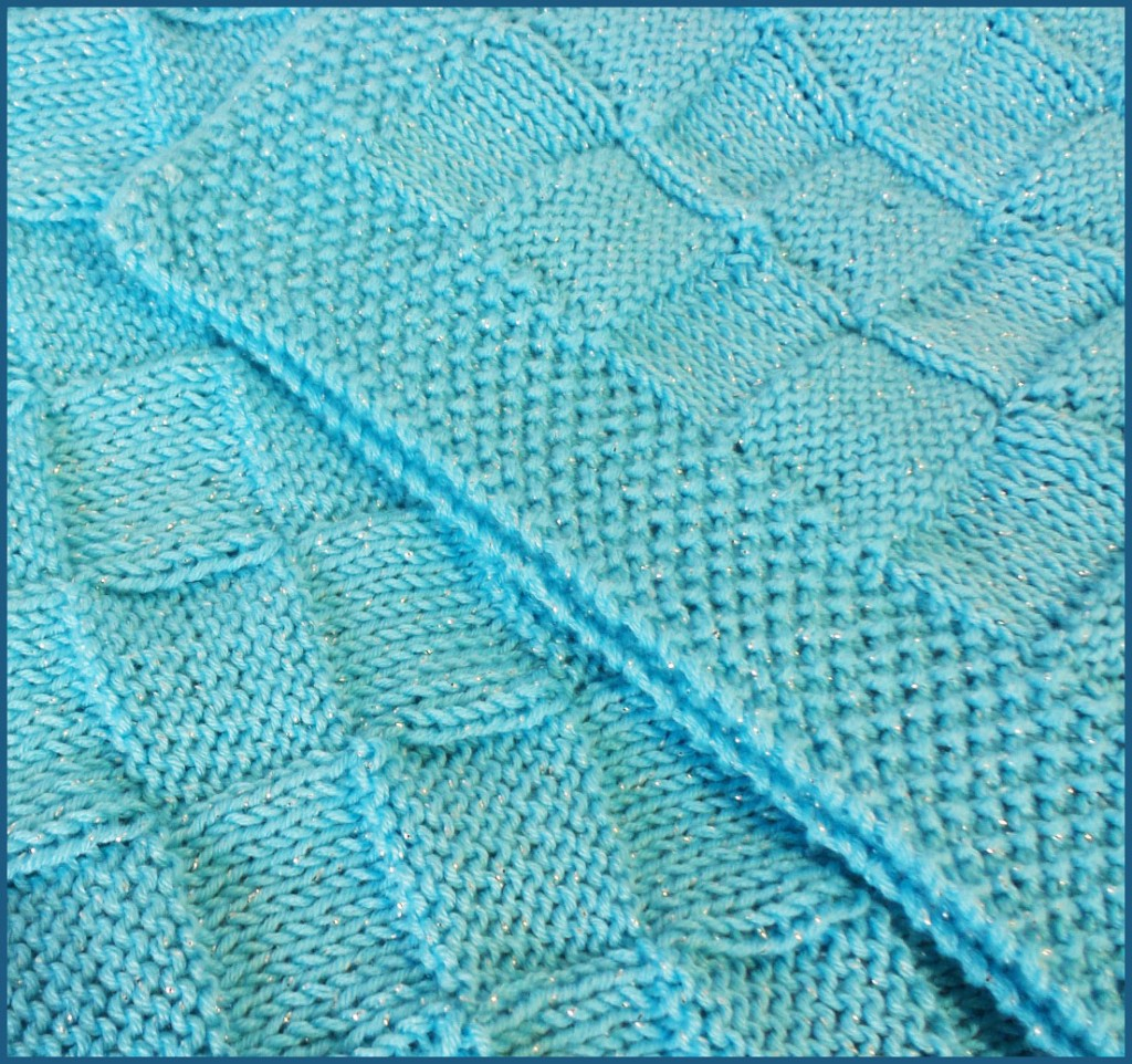 Free Knitting Afghan Patterns For Beginners Ba Blanket Craft Blog Crochet Patterns