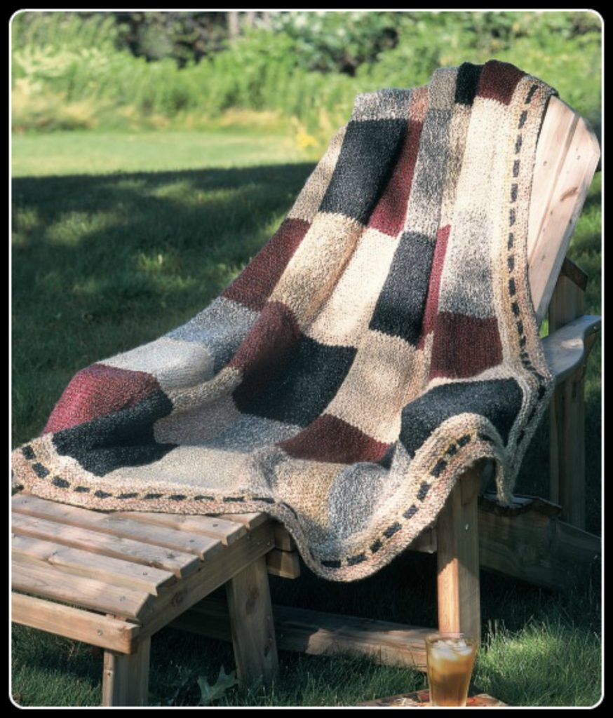 Free Knitting Afghan Patterns For Beginners Free Beginner Knitted Afghan Patterns