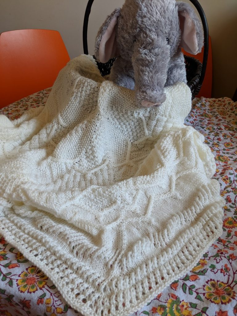 Free Knitting Afghan Patterns For Beginners Free Free Cabled Blanket Knitting Pattern Patterns Knitting Bee