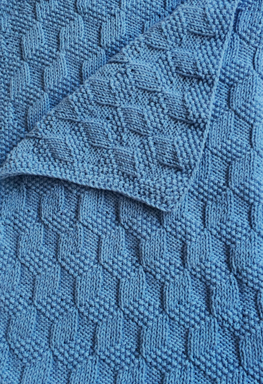 Free Knitting Afghan Patterns For Beginners Reversible Blanket Knitting Patterns In The Loop Knitting