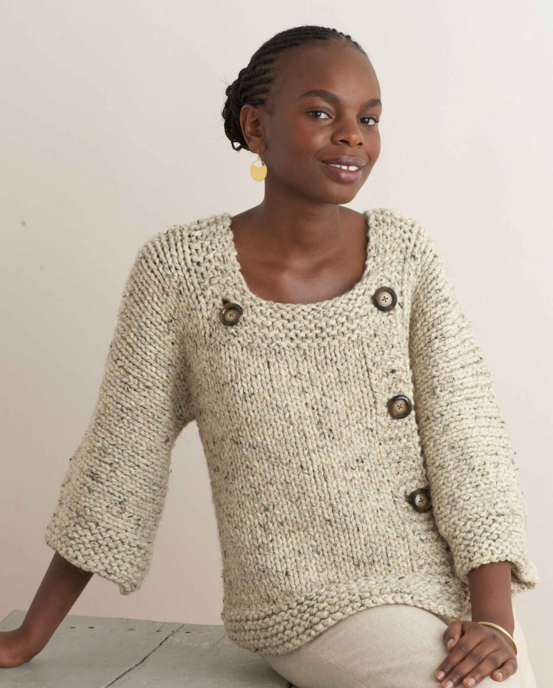 Free Knitting Pattern Sweater Free Knitting Patterns For Light Sweaters